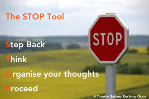 The STOP tool